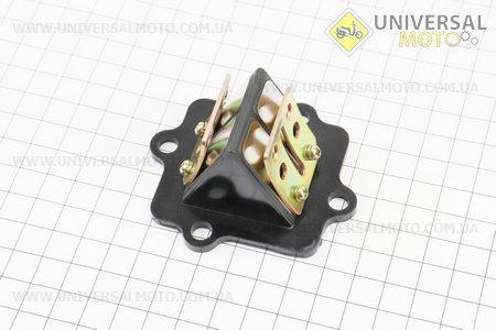 Клапан лепестковый карбюратора Yamaha 3KJ (корпус пластик)