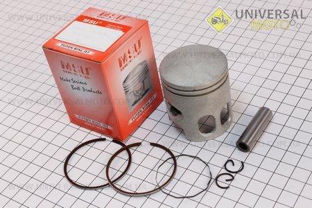 Поршень, кольца, палец к-кт Yamaha JOG65 3KJ 44мм STD (палец 10мм)