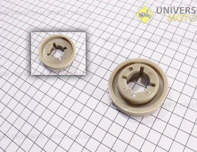 Ролик привода маслонасоса Yamaha JOG/Stels (пластик)
