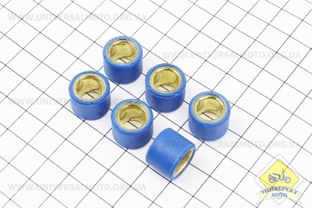 Ролики вариатора 6шт, Yamaha 15*12 - 5,5г