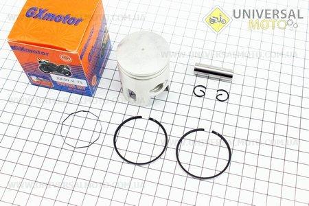 Поршень, кольца, палец к-кт Yamaha JOG50 40мм +0,75
