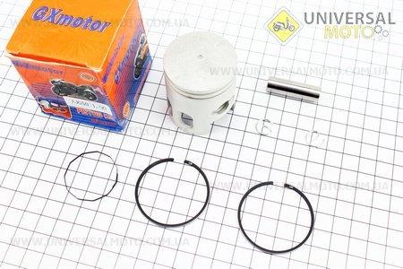 Поршень, кольца, палец к-кт Yamaha JOG50 40мм +1,00