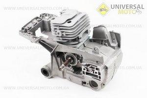 Блок двигателя в сборе 52cc 45мм, (с разборки нового двигателя)