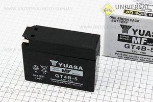 """Аккумулятор """"таблетка-Yamaha/suzuki""""  GT4B-5 113/40/87мм 2015"""