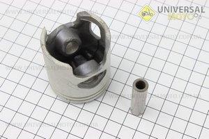 Поршень, кольца, палец к-кт Yamaha JOG65 3KJ 44мм +0,25 желтая коробка (палец 10мм)
