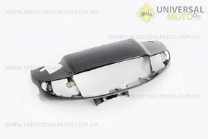 """Suzuki LETS-II пластик - руля передний """"голова"""" (под диск. тормоз)"""