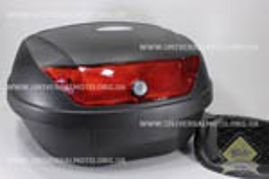Кофр LUX МАТовый черный отстегивающийся HF-881 595*440*315мм