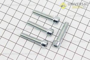 Болт крепления крышка вариатора Suzuki LETS- к-кт 4шт