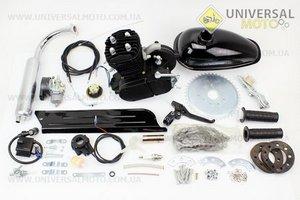 Двигатель велосипедный 2Т + комплект для установки
