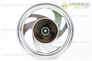 Defiant - Polk Диск колесный задний литой (под шину 130/90-15) (ось 15мм)