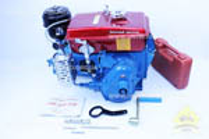Двигатель мотоблочный в сборе 4л.с. 170F (дизель)