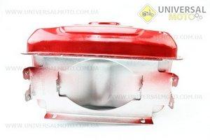 Бак топливный R195NM, 280x225x170мм, потайная горловина, отверстие под шланг топливный