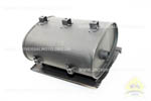 Глушитель (под генератора 4-6кВт) 177F/188F