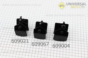 Амортизатор + шпилька 8мм (левый) 2-3,5кВт